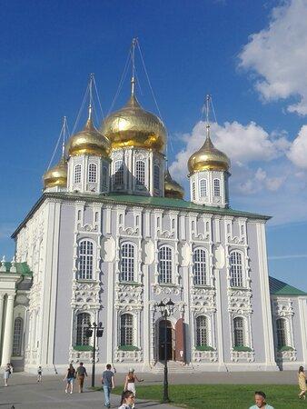 Tula, Nga: Свято-Успенский собор
