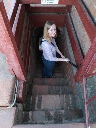 Tula, Nga: Внутри башен Тульского Кремля