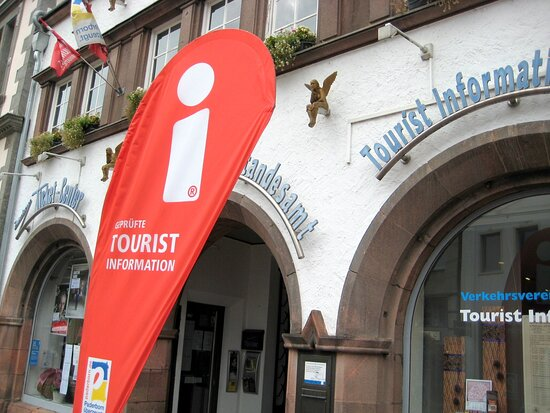 Tourist Information In Paderborn.