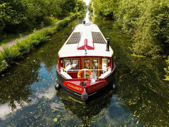 The Piano Boat