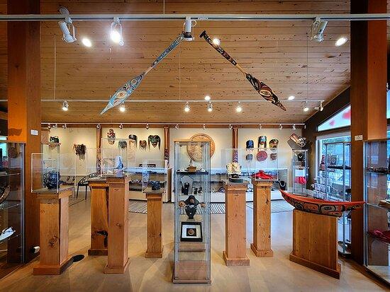 Spirits of the West Coast Art Gallery