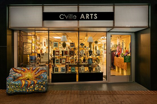 C'ville Arts: A Cooperative Gallery