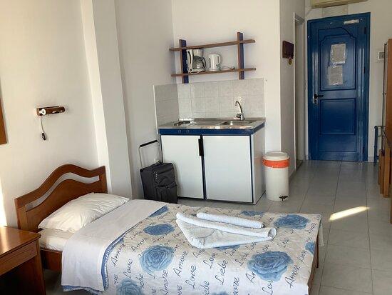 Фурнори, Греция: Kitchenette