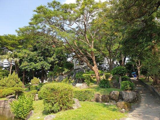 Paotai Mountain -Taichung Park