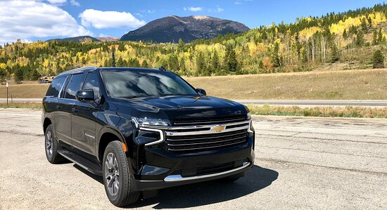 Silver Mountain Express Vail Private Transportation