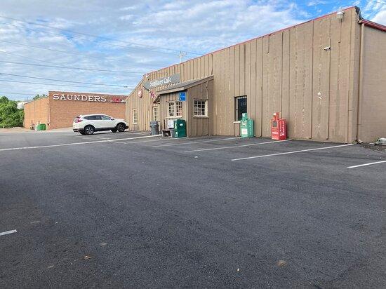 Sanitary Cafe,  Reidsville, NC
