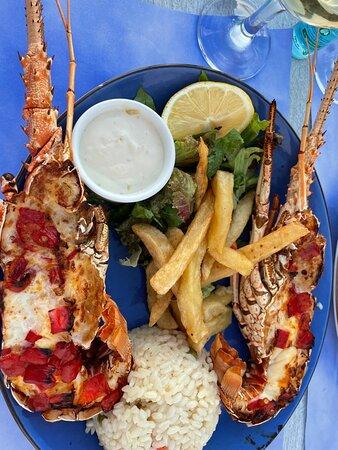 Lobster ist fein