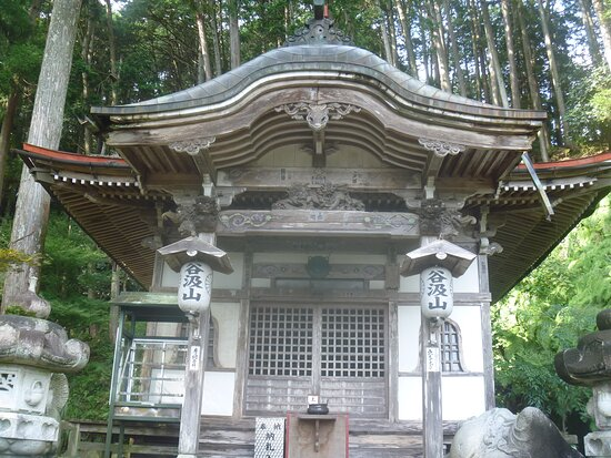 Kegon-ji Temple Mangando