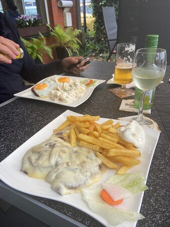 Stuhr, Germany: Good food