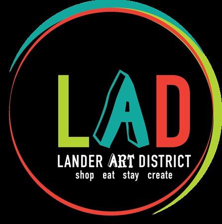 Lander Art District