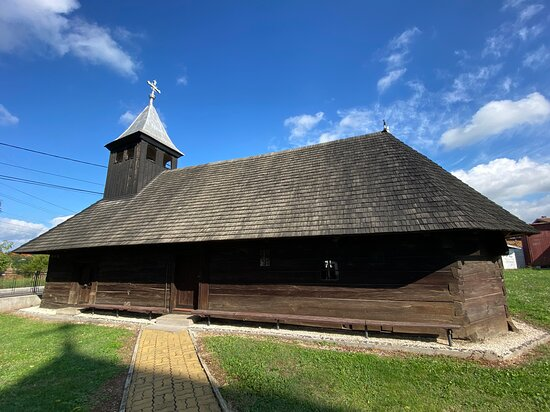 Biserica de lemn din Șoimuș