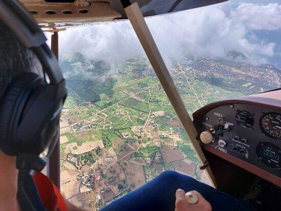 Saly, Sénégal: Vol Initiation