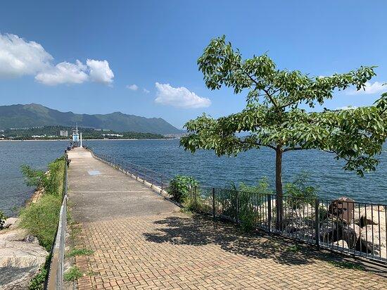 Historic Tai Po Kau Ferry Pier