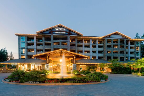 The Westin Bear Mountain Golf Resort & Spa, Victoria