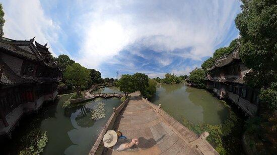 Shanghai, China: Taken with GoPro Max (360 camera)