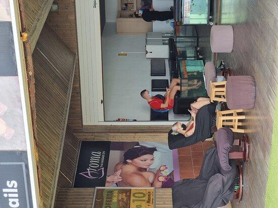 Aroma Thai Massage Spa