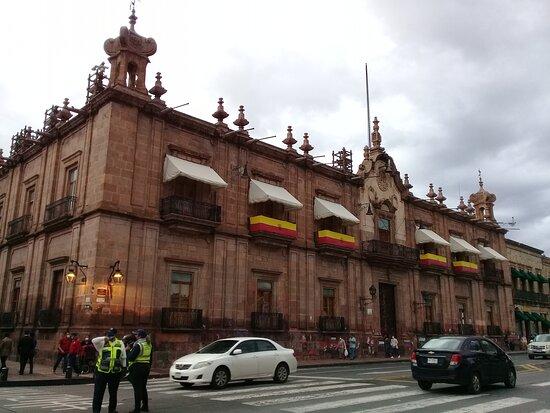 Palacio de Gobierno del Estado de Michoacán