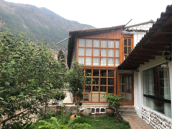 A great place to stay ollantaytambo