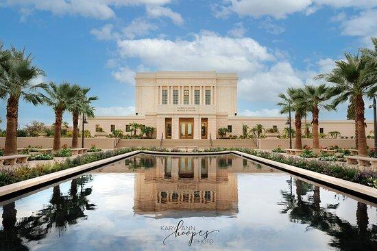 Mesa Temple & Visitors' Center
