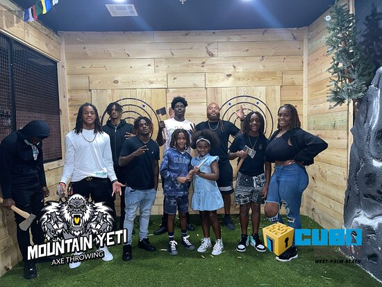 Cubo Escape And Axe West Palm Beach