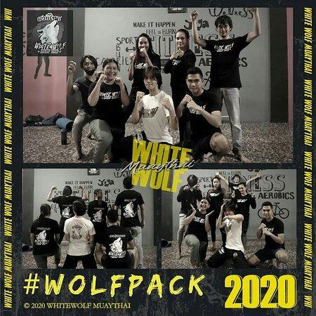 White Wolf Muaythai Pekanbaru