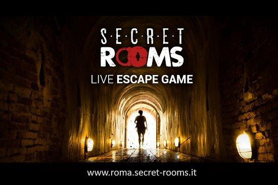 SECRET ROOMS Escape Room Roma