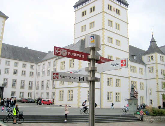 Friedrich Von Spee Denkmal
