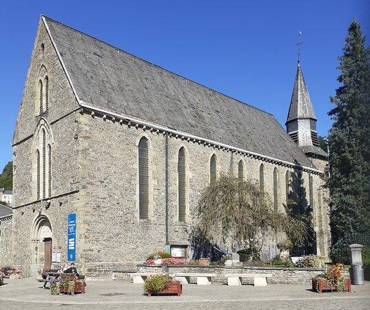 L'église Sainte-catherine Houffalize