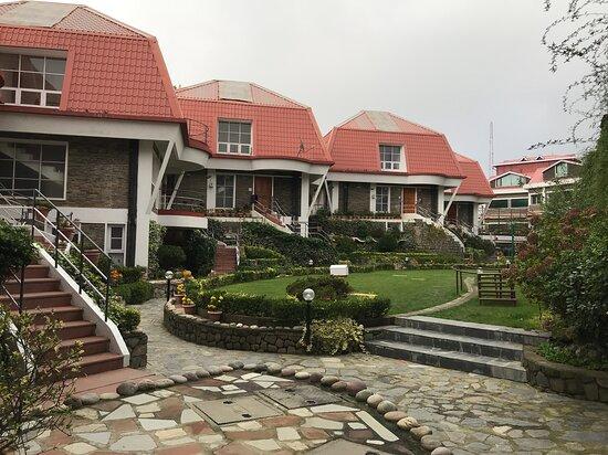 Spa Hibiscus The Marigold Sarovar Portico, Shimla