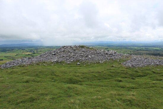 County Sligo, Ireland: one of the cairns
