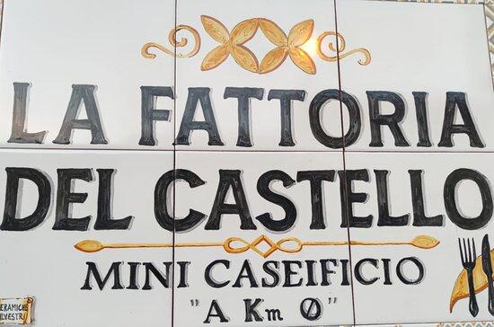 Agerola, Italia: La nostra insegna