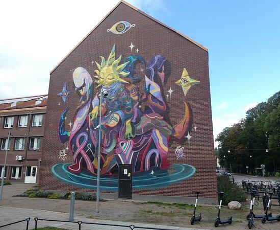 The Balance (muralmålning)