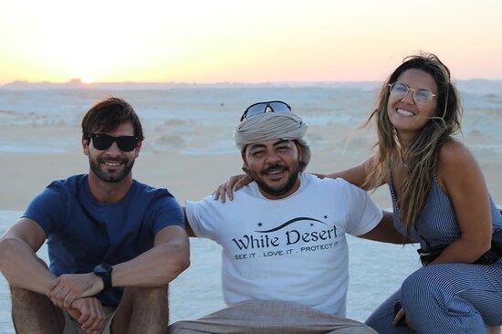 الباويطى, مصر: White Desert Tour 