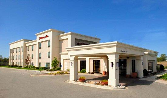 Hampton Inn Tomah