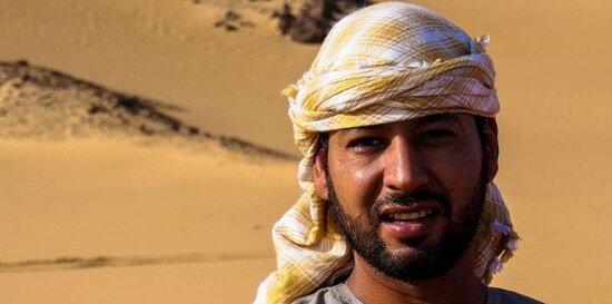 الباويطى, مصر: hamada omer desert safari egypt owner