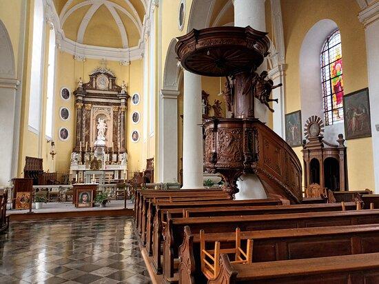 Église Saint-sébastien De Stavelot