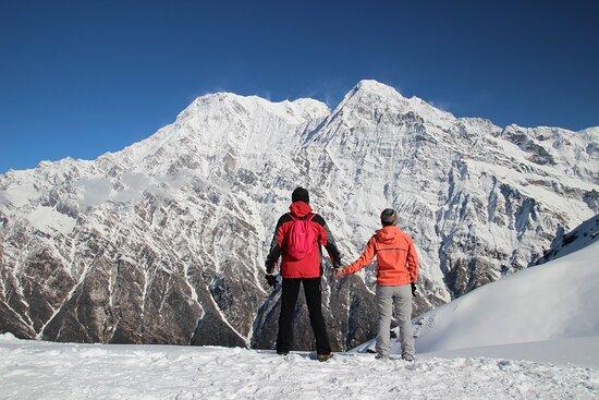 Kathmandu Valley, Nepal: Best of mardi Himal Trekking