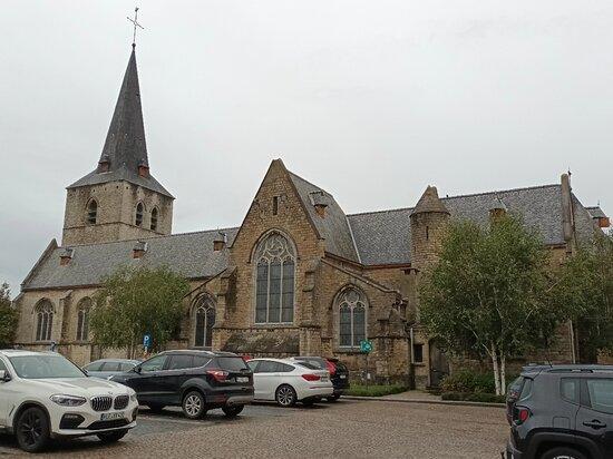 Sint-willibrorduskerk Te Nijlen