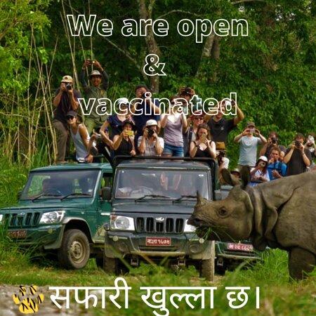 The Chitwan Jungle Guides
