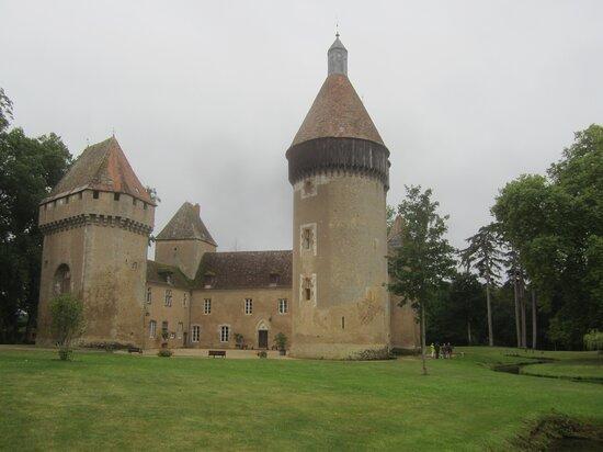 Chateau De La Motte Feuilly