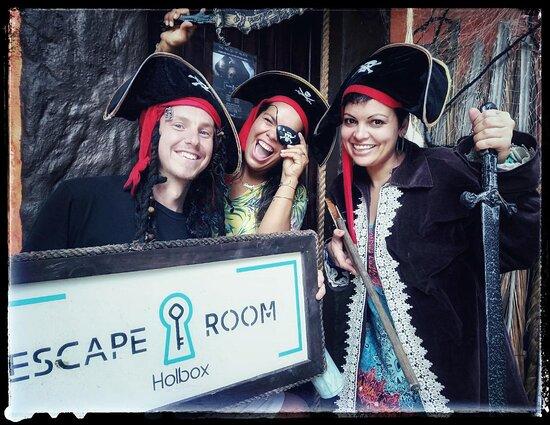 Escape Room Holbox