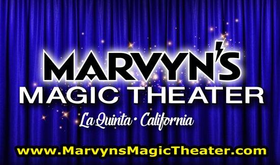Marvyn's Magic Theater