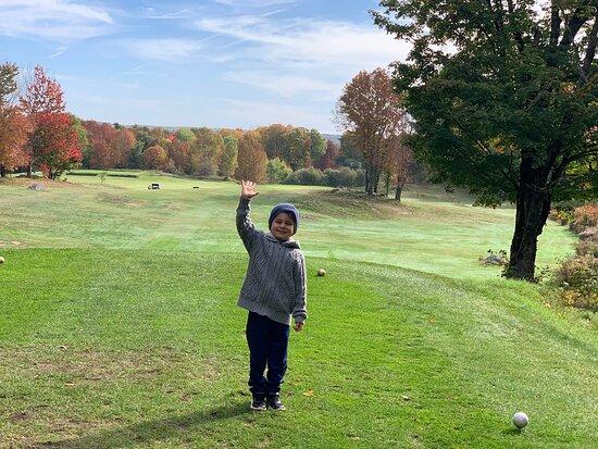 Club de Golf Mont-Orford