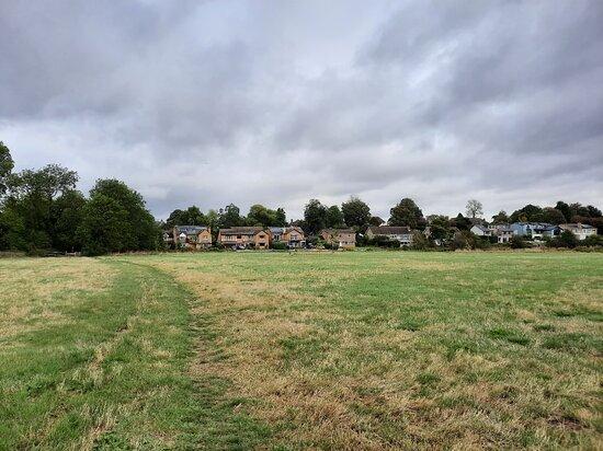 Oundle To Barnwell Nene Way Walk