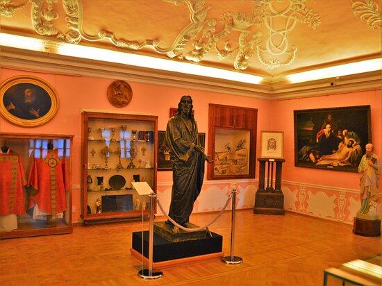 Музей Московской духовной академии Церковно-Археологический Кабинет