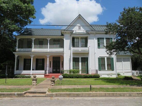 J.B. Wells Home