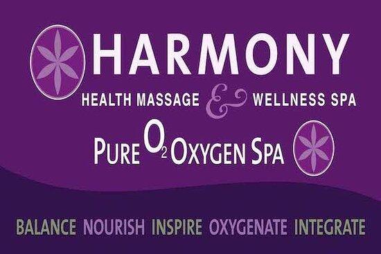 Harmony Massage & Pure Oxygen Wellness Spa