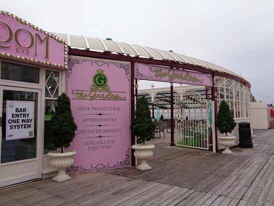 The Garden Gin & Prosecco Bar