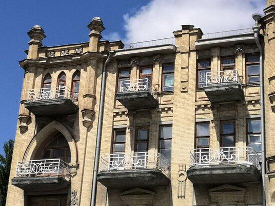 Former Hermitage Hotel