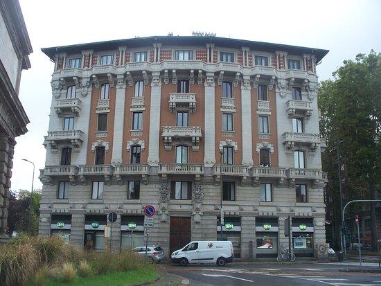 Casa Piazzale Medaglie D'oro 1